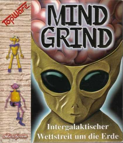 Misc. Games - Mind Grind