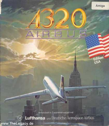 Misc. Games - A320 Airbus: Edition USA