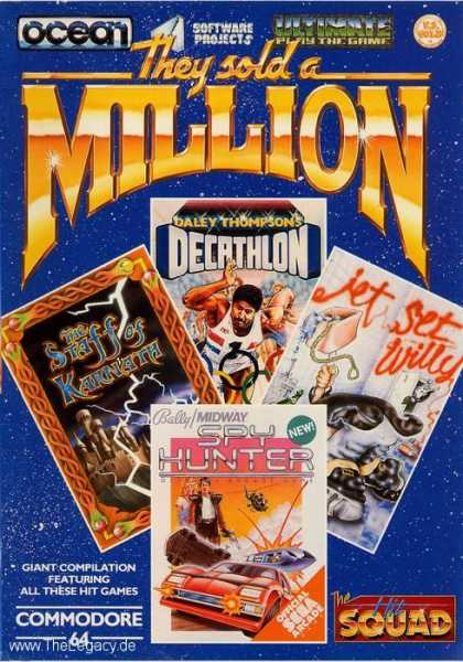 Misc. Games - They sold a Million