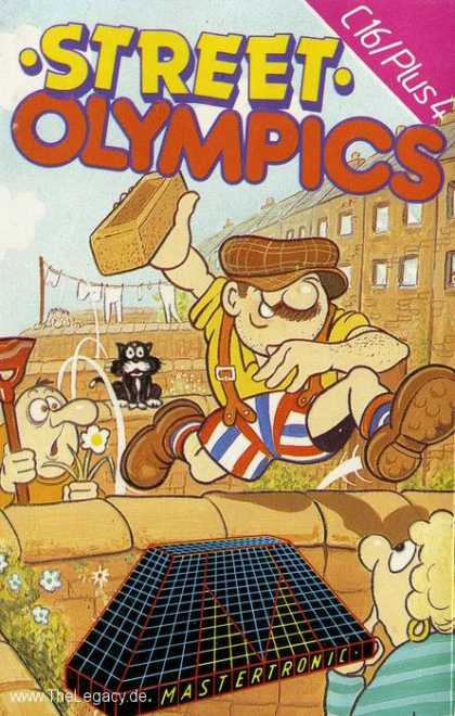 Misc. Games - Street Olympics