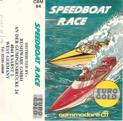 Misc. Games - Speed Boat Race