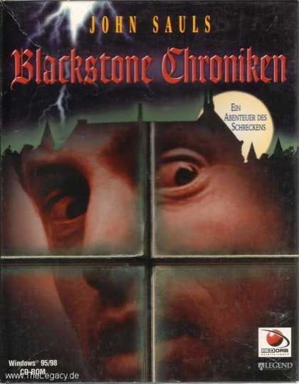 Misc. Games - John Saul's Blackstone Chroniken