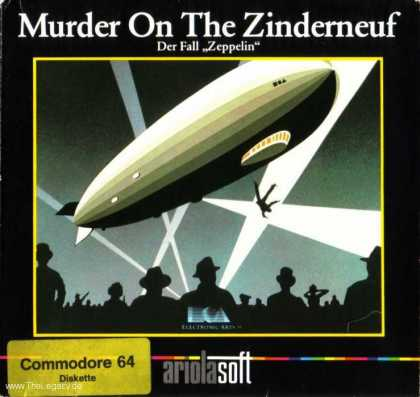 Misc. Games - Murder on the Zinderneuf