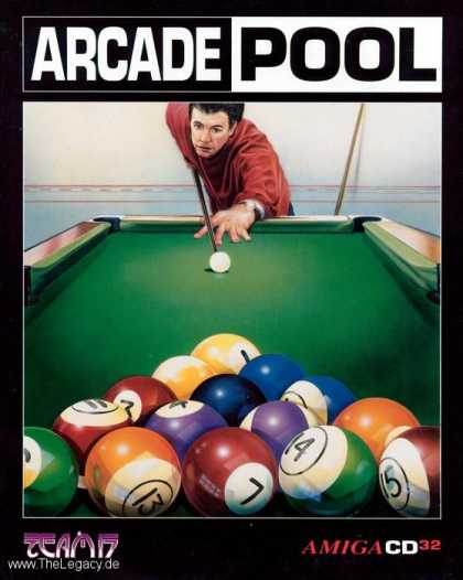 Misc. Games - Arcade Pool