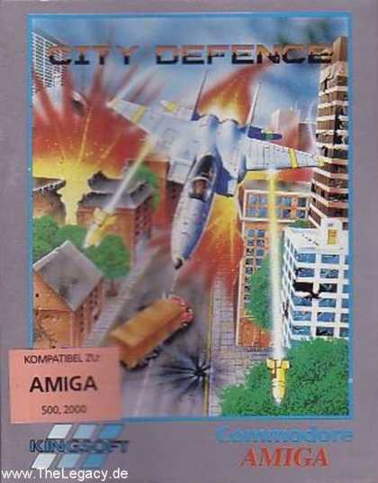 Misc. Games - City Defence
