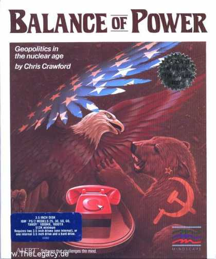 Misc. Games - Balance of Power