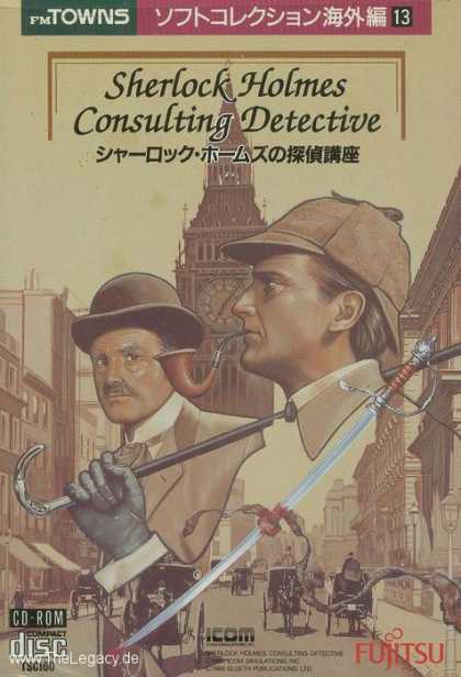 Misc. Games - Sherlock Holmes: Consulting Detective