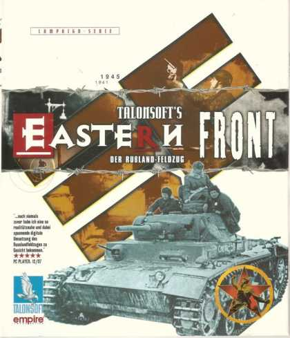Misc. Games - Talonsoft's Eastern Front