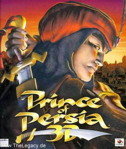 Misc. Games - Prince of Persia 3D