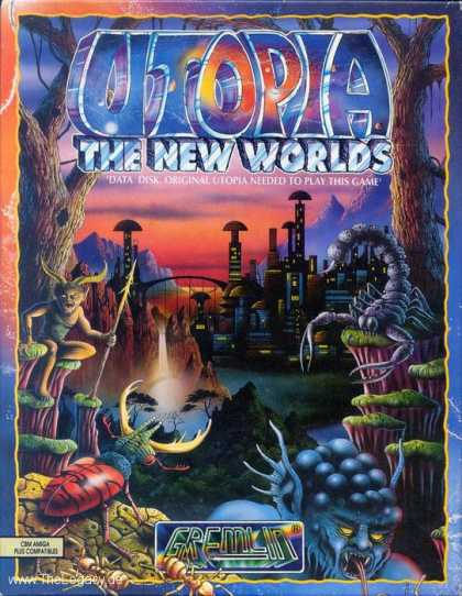 Misc. Games - Utopia: The New Worlds