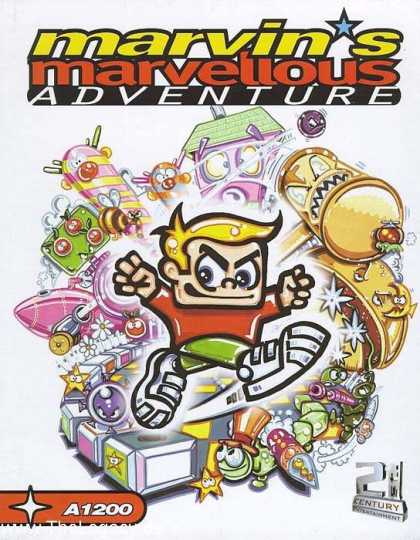 Misc. Games - Marvin's Marvellous Adventure