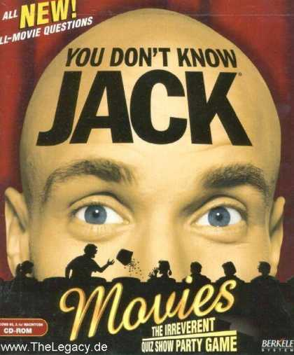 Misc. Games - You don't know Jack: Movies