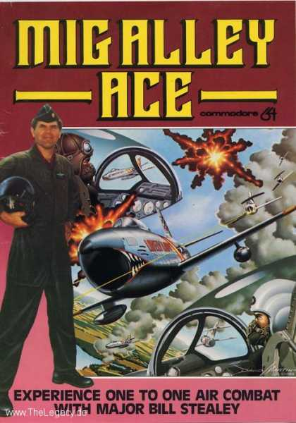 Misc. Games - MIG Alley Ace