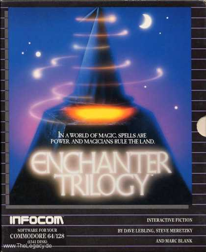 Misc. Games - Enchanter Trilogy, The