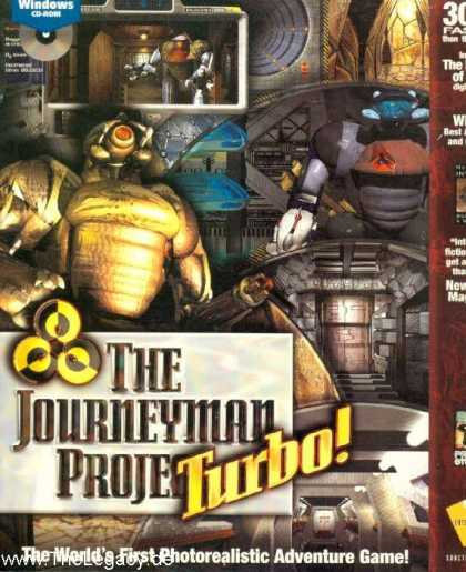 Misc. Games - Journeyman Project Turbo!, The