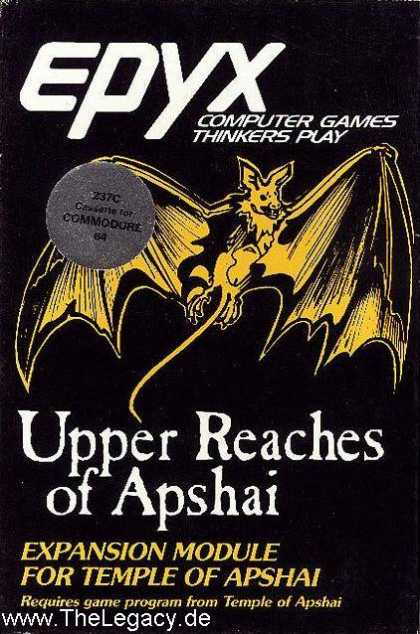Misc. Games - Upper Reaches of Apshai