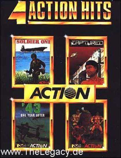 Misc. Games - 4 Action Hits