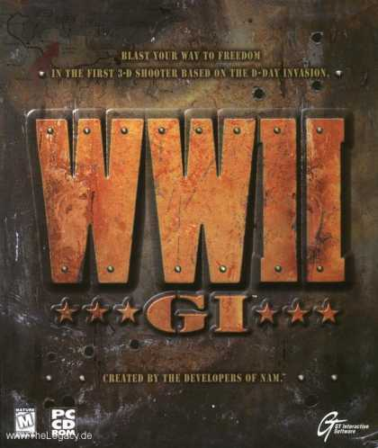 Misc. Games - WWII: GI