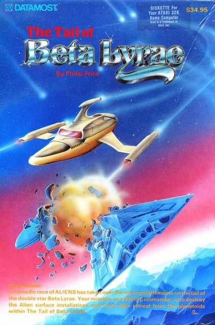 Misc. Games - Tail of Beta Lyrae, The