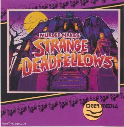 Misc. Games - Murder Makes Strange Deadfellows