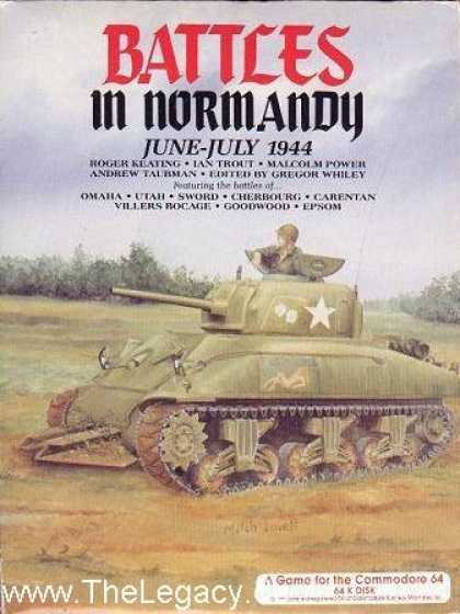 Misc. Games - Battles in Normandy: June-July 1944
