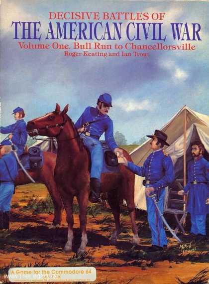 Misc. Games - Decisive Battles of the American Civil War Vol. 1