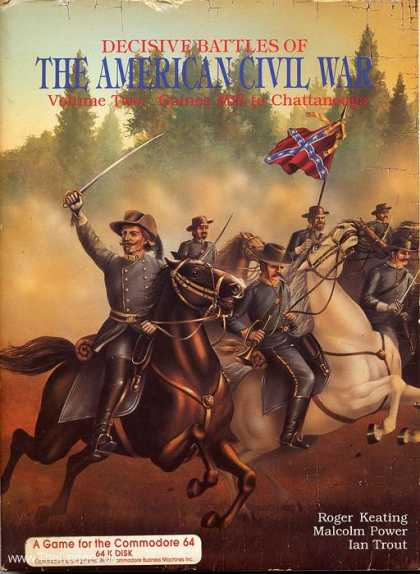 Misc. Games - Decisive Battles of the American Civil War Vol. 2