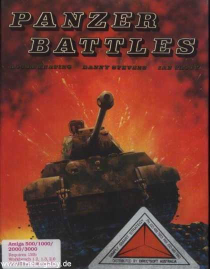Misc. Games - Panzer Battles
