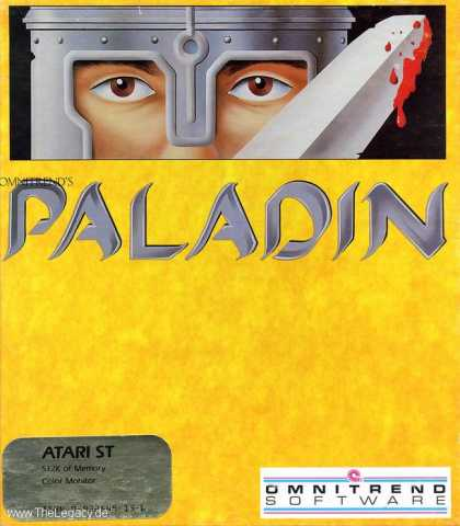 Misc. Games - Paladin