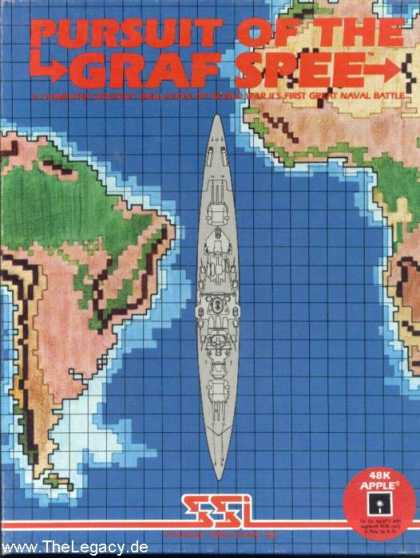 Misc. Games - Pursuit of the Graf Spee