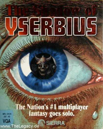 Misc. Games - Shadow of Yserbius, The