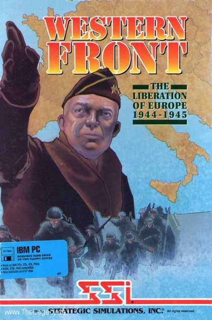 Misc. Games - Western Front: The Liberation of Europe 1944-1945