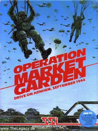 Misc. Games - Operation Market Garden