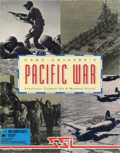 Misc. Games - Gary Grigsby's Pacific War