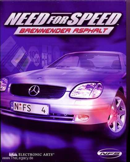 Misc. Games - Need for Speed: Brennender Asphalt