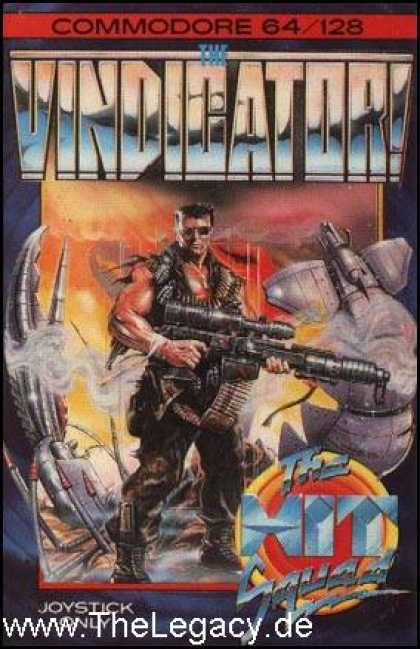 Misc. Games - Vindicator!, The