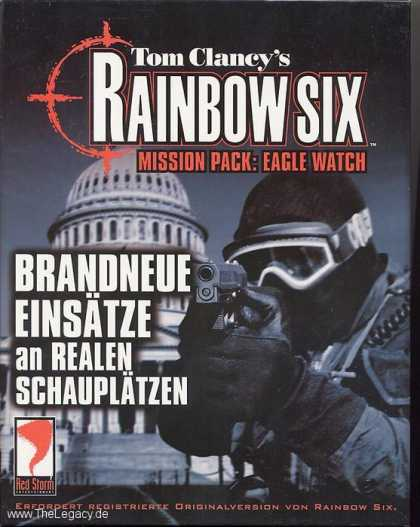 Misc. Games - Tom Clancy's Rainbow Six: Eagle Watch