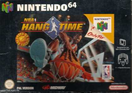 Misc. Games - NBA Hangtime