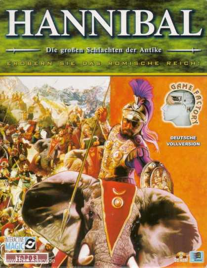 Misc. Games - Great Battles of Hannibal