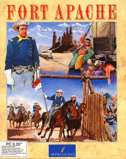 Misc. Games - Fort Apache