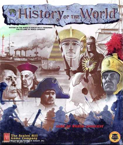 Misc. Games - History of the World