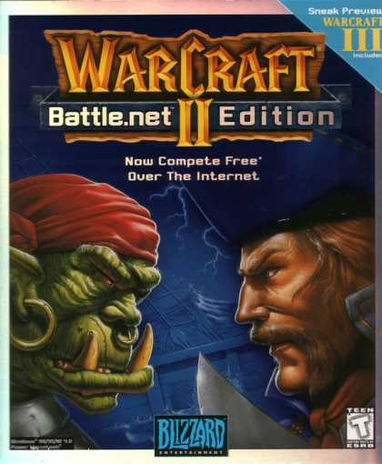 Misc. Games - WarCraft II Battle.Net Edition
