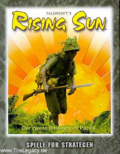 Misc. Games - Rising Sun