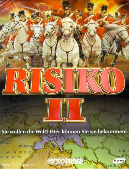 Misc. Games - Risiko II