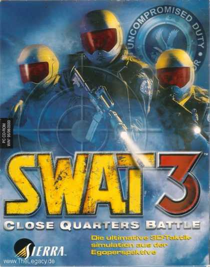 Misc. Games - SWAT 3: Close Quarters Battle