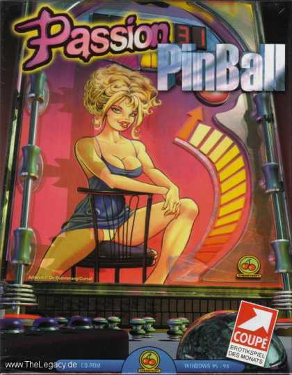 Misc. Games - Passion Pinball