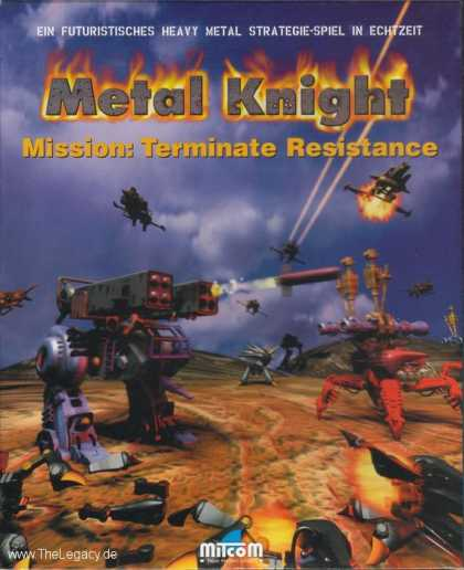 Misc. Games - Metal Knight