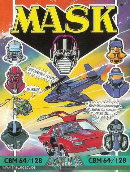 Misc. Games - MASK
