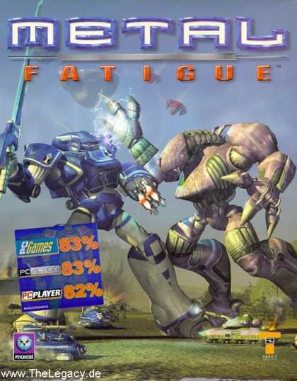 Misc. Games - Metal Fatigue