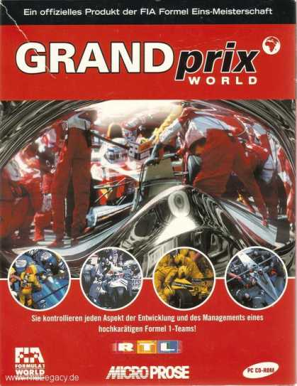 Misc. Games - Grand Prix World